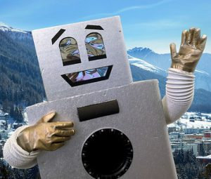 Automating posts from another social media profile, vendor or the MLS will make you look like a robot. And that's not good. (Photo Credit: Kopf odor Zahl/Flickr)